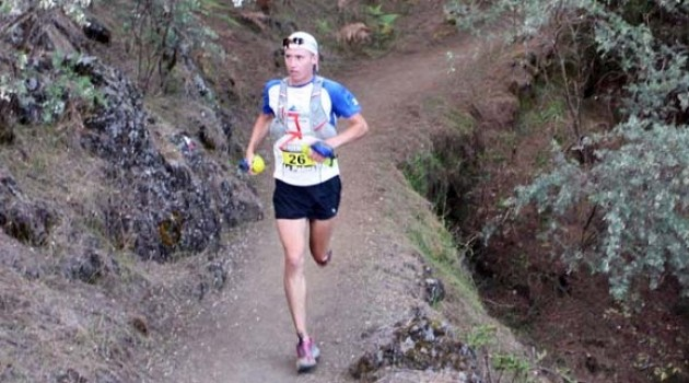Dakota Jones vuelve a la Transvulcania