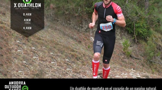 Andorra Outdoor Games DUATHLON