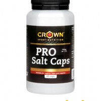 "CROWN SPORT NUTRITION LANZA ""PRO SALT CAPS"""