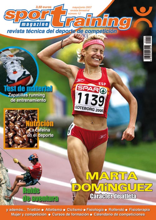 Revista Sport Training nº 12 (año 2007)