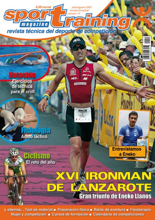 Revista Sport Training nº 13 (año 2007)