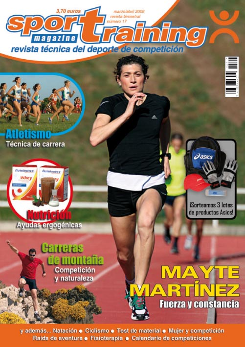 Revista Sport Training nº 17 (año 2008)