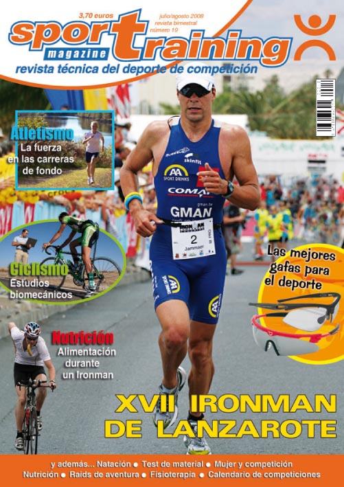 Revista Sport Training nº 19 (año 2008)