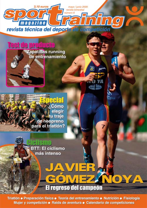 Revista Sport Training nº 6 (año 2006)