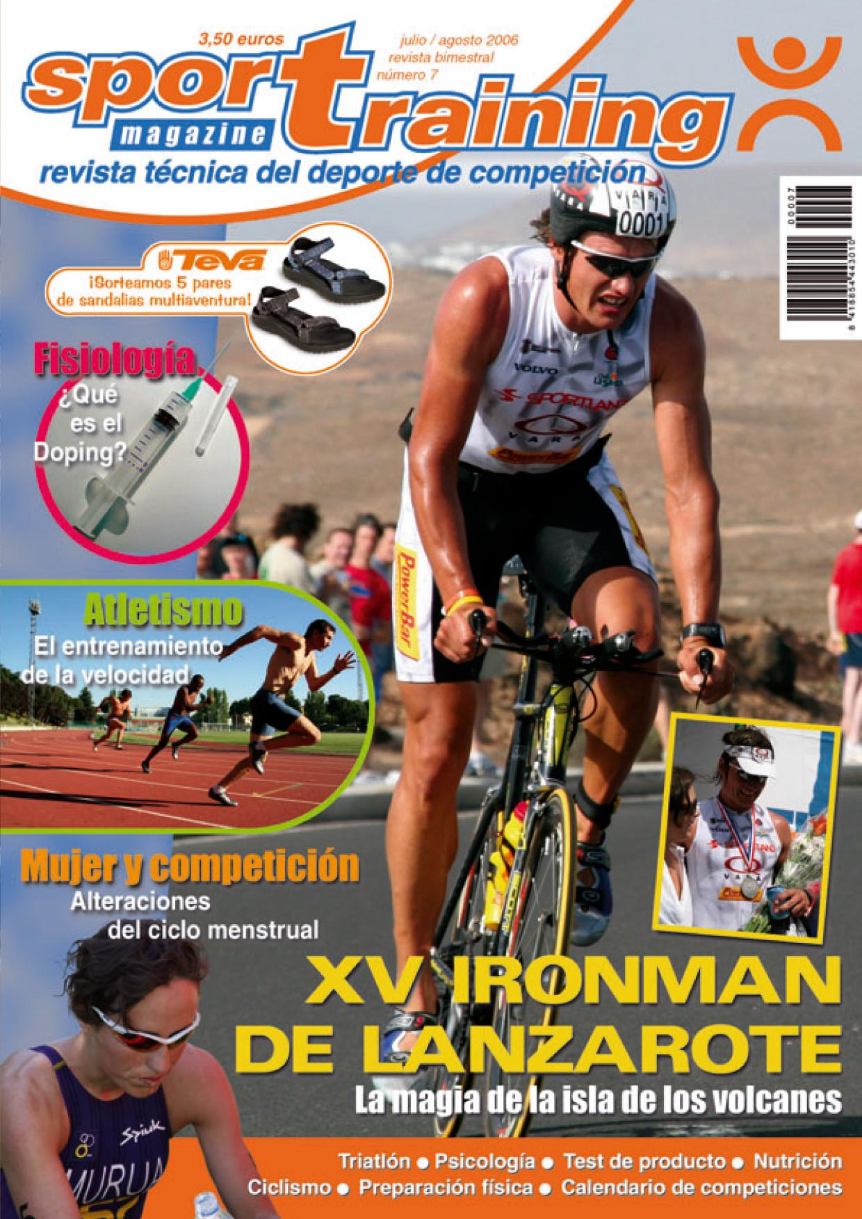 Revista Sport Training nº 7 (año 2006)