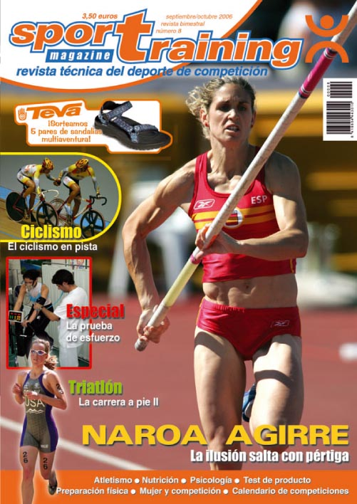 Revista Sport Training nº 8 (año 2006)