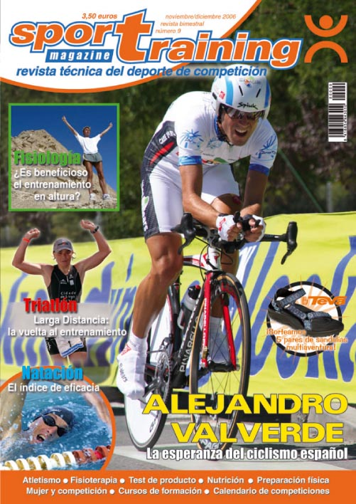 Revista Sport Training nº 9 (año 2006)