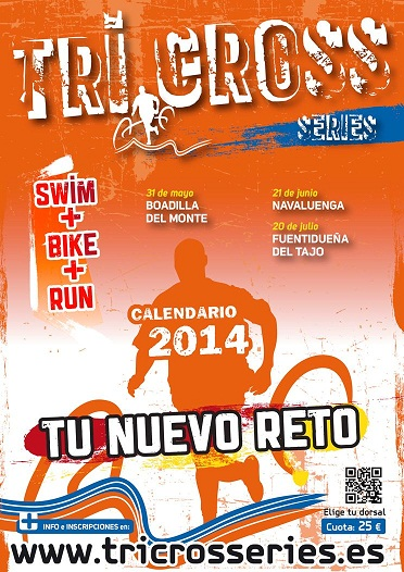 Cartel Tri Cross Series 2014