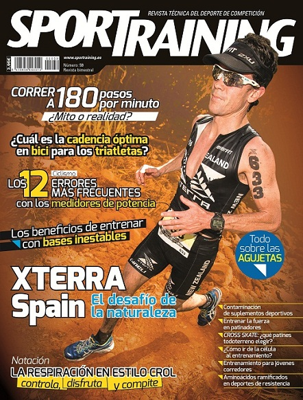 Sportraining nº 59 (marzo/abril 2015)