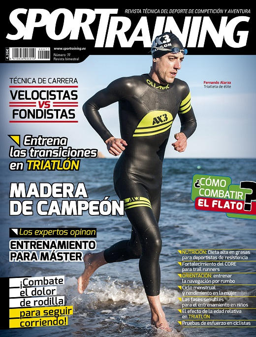 Sportraining nº 77 (marzo/abril 2018)