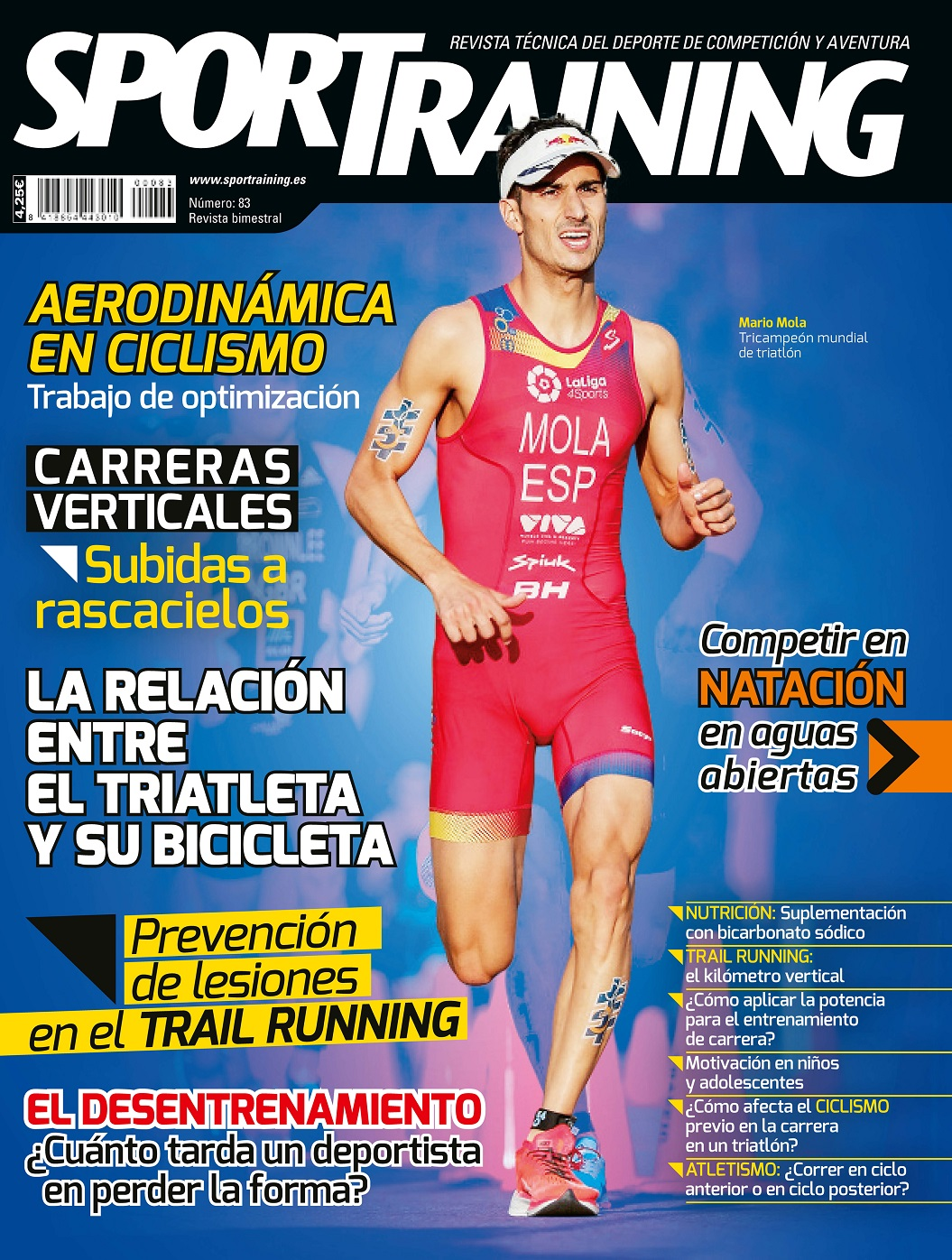 Sportraining nº 83 (marzo/abril 2019)