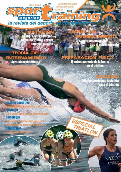 Revista Sport Training nº 1 (año 2005)