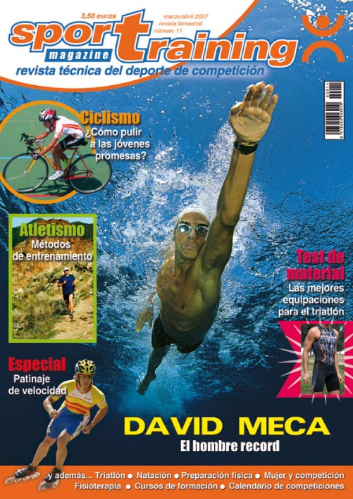 Revista Sport Training nº 11 (año 2007)