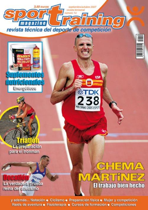 Revista Sport Training nº 14 (año 2007)