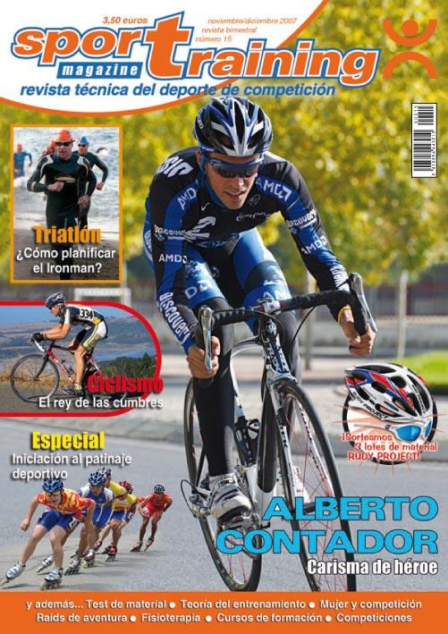 Revista Sport Training nº 15 (año 2007)