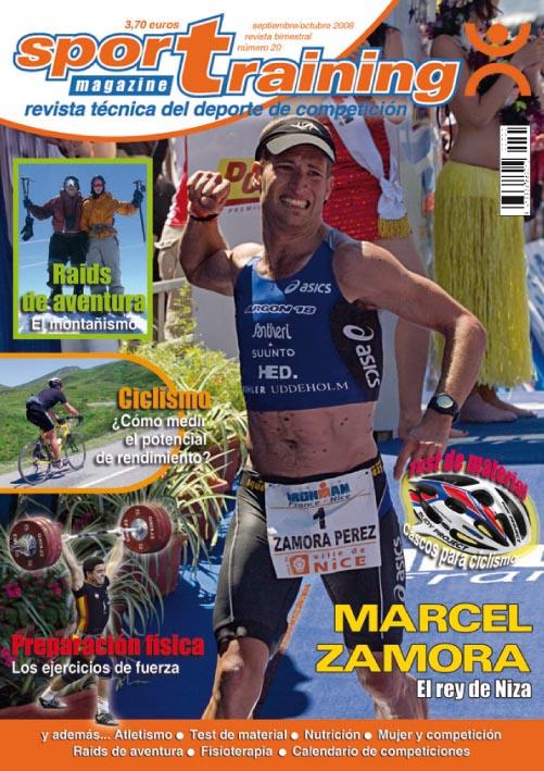 Revista Sport Training nº 20 (año 2008)