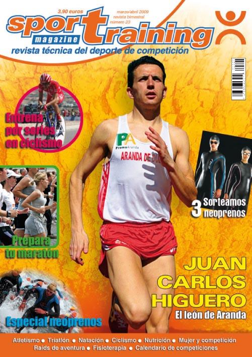 Sport Training nº 23 (marzo-abril 2009)