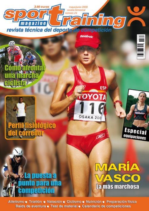 Sport Training nº 24 (mayo-junio 2009)