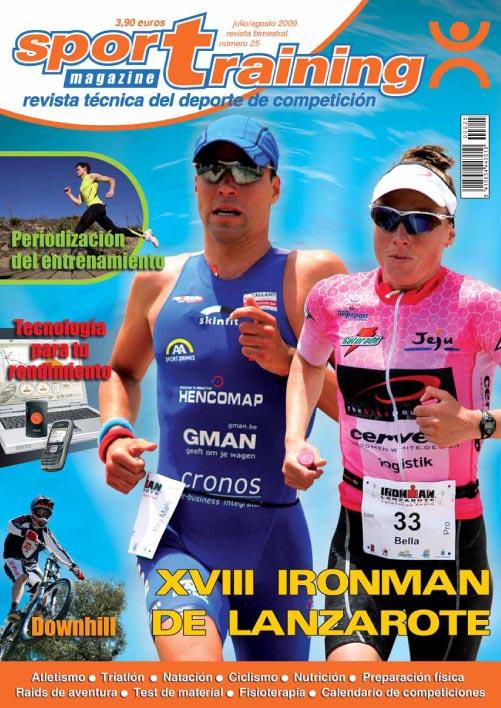 Sport Training nº 25 (julio-agosto 2009)