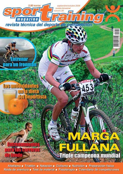 Sport Training nº 26 (septiembre-octubre 2009)