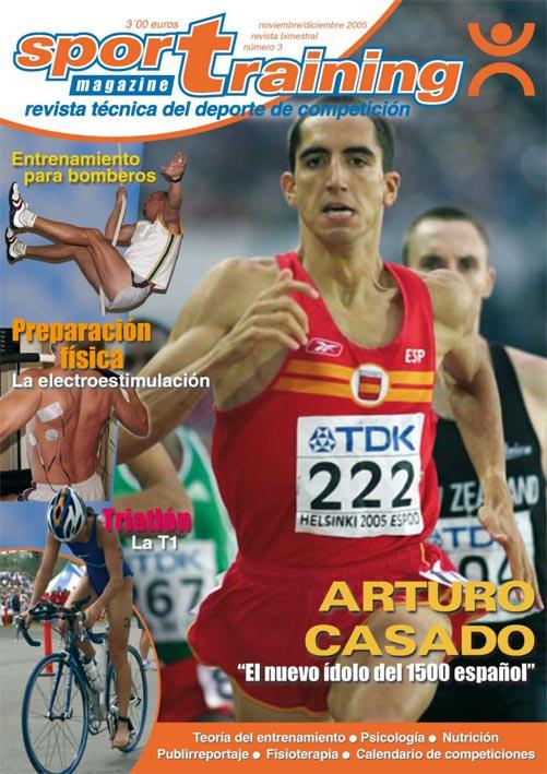 Revista Sport Training nº 3 (año 2005)