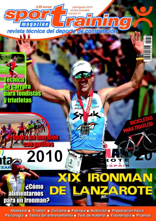 Sport Training nº 31 (julio-agosto 2010)