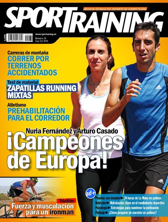 Sport Training nº 32 (septiembre-octubre 2010)