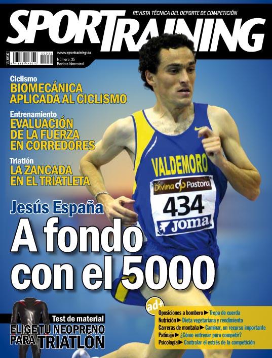 Sport Training nº 35 (marzo-abril 2011)