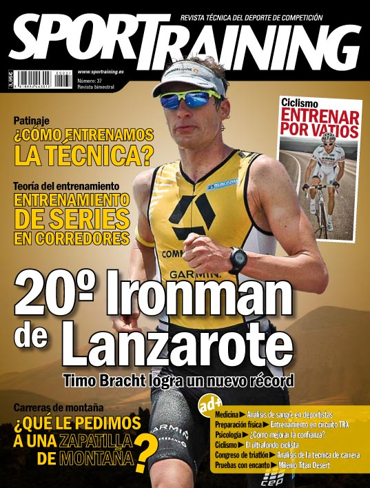 Sport Training nº 37 (julio-agosto 2011)