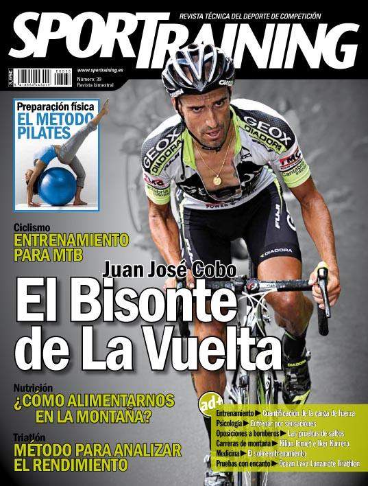 Sport Training nº 39 (noviembre-diciembre  2011)
