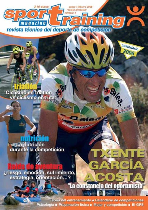 Revista Sport Training nº 4 (año 2006)