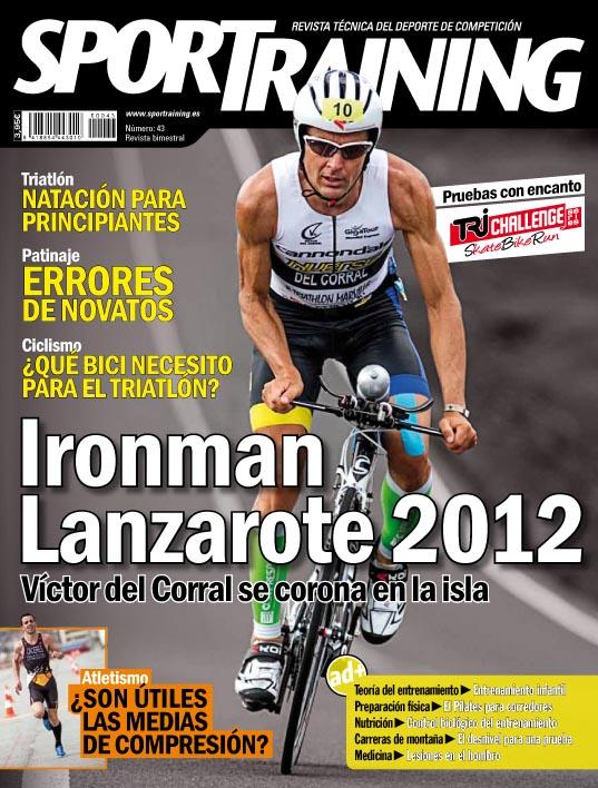 Sport Training nº 43 (julio-agosto 2012)