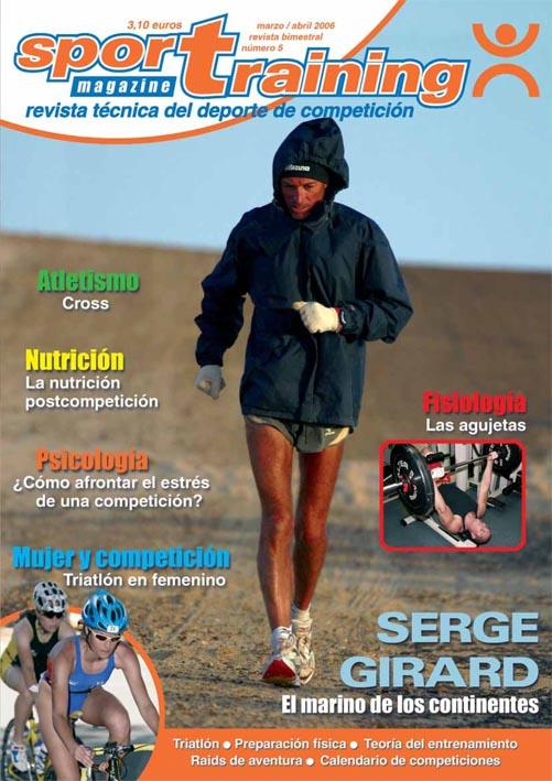 Revista Sport Training nº 5 (año 2006)
