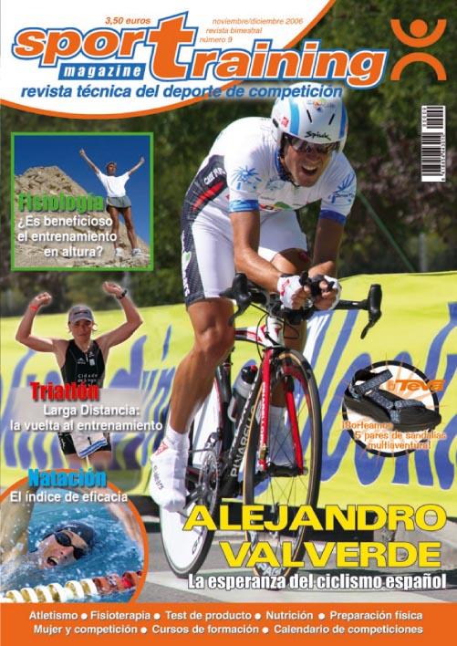 Revista Sport Training nº 9 (año 2006)