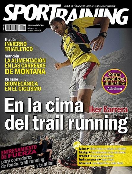 Sport Training nº 45 (noviembre-diciembre 2012)
