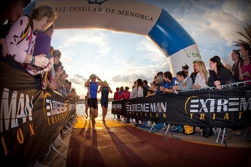 Extreme Man Menorca 2011