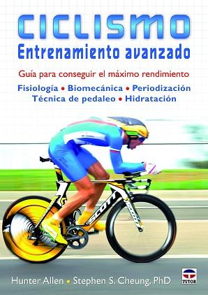 9788479029463 500575 Ciclismo entrenamiento avanzado