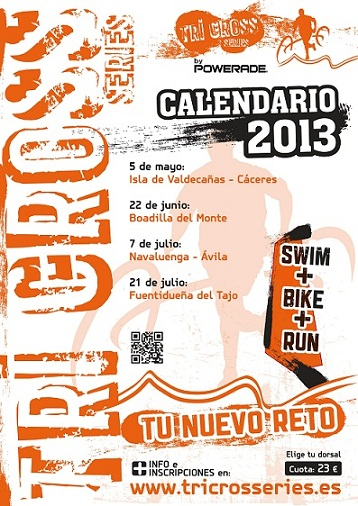 Cartel Tri Cross Series 2013