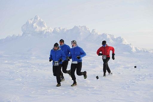 Corriendo con temperaturas por debajo de los 25 grados bajo cero_©MikeKing