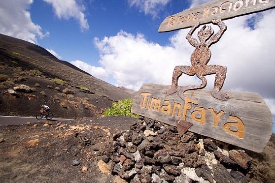bike course timanfaya