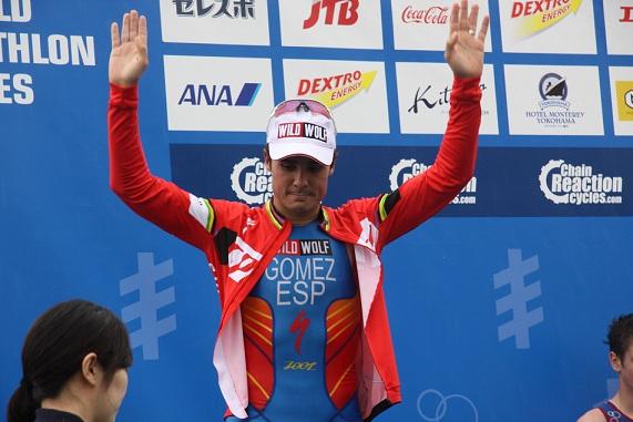 podio Yokohama individual