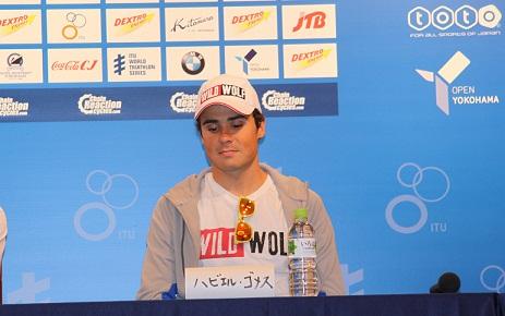 rueda prensa pre Yokohama