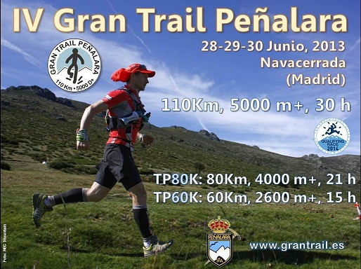 Gran trail Peñalara 2013 Presentacion