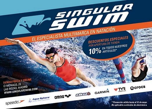Singular Swim