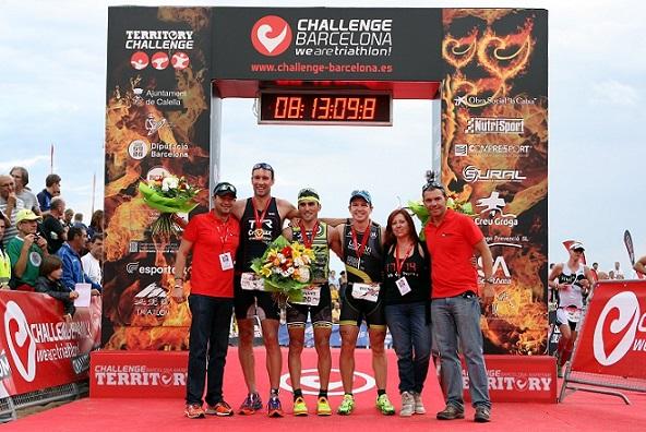 Challenge Triathlon Barcelona