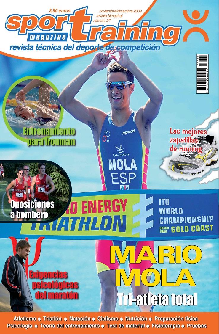 Sport Training nº 27 (noviembre-diciembre 2009)
