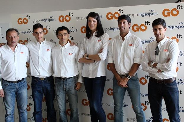 Presentación Equipo de Atletismo GO fit de Élite