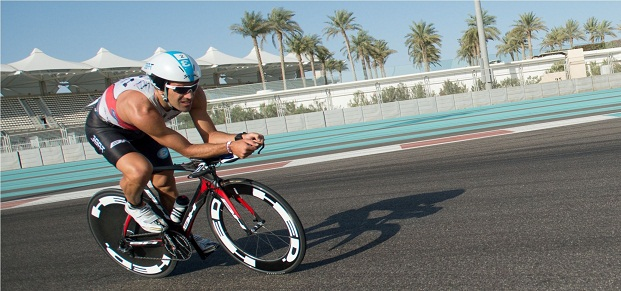 Spain's Llanos narrowly missed out on his second Abu Dhabi win