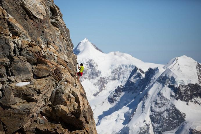 Kilian Jornet Record Cervino 2013-Summits of My Life