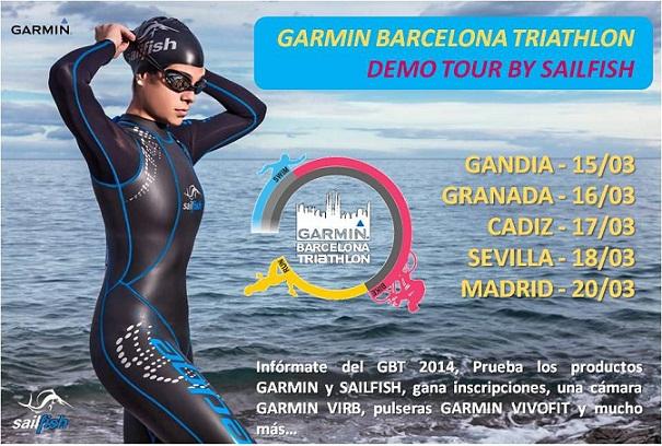 DEMO TOUR GBT 2014